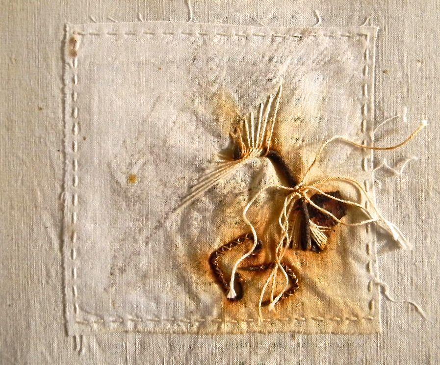Tableaux textiles – Bérénice Mollet