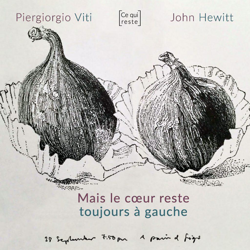 """Couverture """"Mais le coeur reste toujours à gauche"""" © PIergiorgio Viti & John Dewitt"""